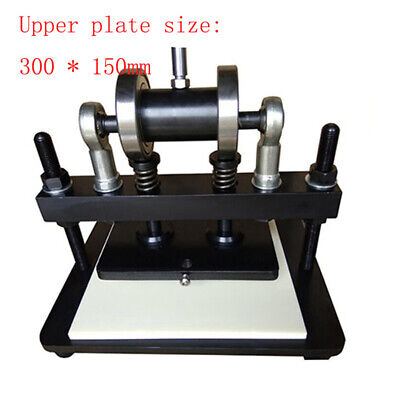 Best Quality Heavy Manual Leather Cutting Machine,1.5 tons Pressure,with