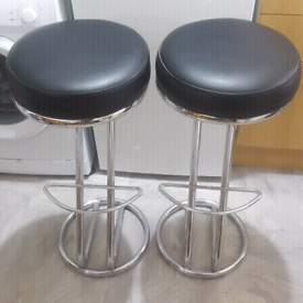 Z- Shaped Pair of Bar stools Good condition for sale  Washington, Tyne and Wear