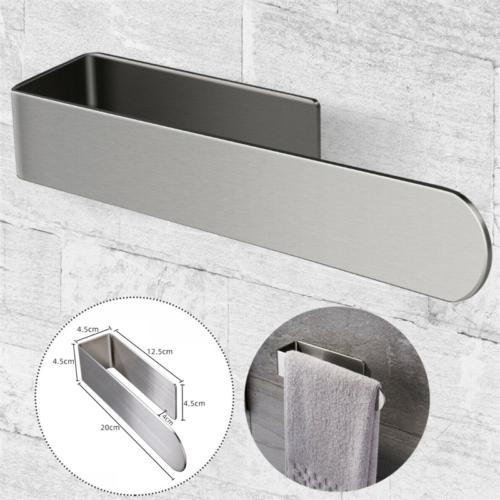 Handtuchhalter Handtuchringe Badezimmer ohne bohren Edelstahl Wohnzimmer Hängen