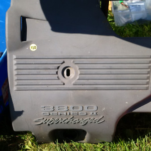 3800 series 2 supercharged engine cover