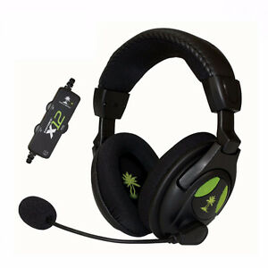 Great condition Turtle Beach X12's
