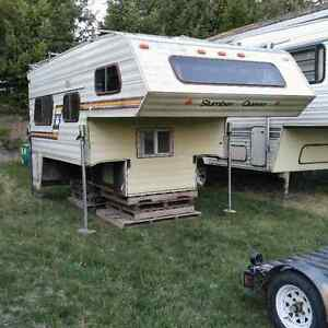 Reduced - 10ft Camper with Bathroom