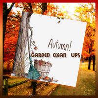 Fall Gardening and Clean Ups