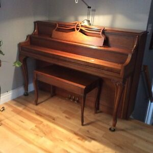 Willis & Co. piano