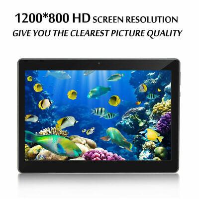 DE 10,1 4GB + 64 GB Tablet PC Android 7.0 HD Tablette Octa 8 Core WIFI