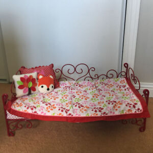 Our Generation Doll Scrollwork Bed
