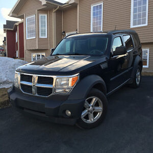 REDUCED! 2007 Dodge Nitro SXT SUV, Crossover