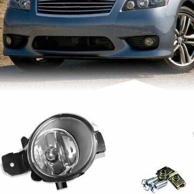 BEST Fog Lights FITS Nissan Altima Maxima Rogue Sentra Clear fast us (Best Aftermarket Fog Lights)