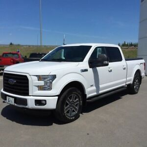Ford F-150 4WD CREW,SPORT,302A 2016