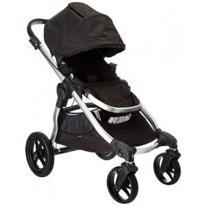 Baby Jogger City Select Double Stroller & Accessories