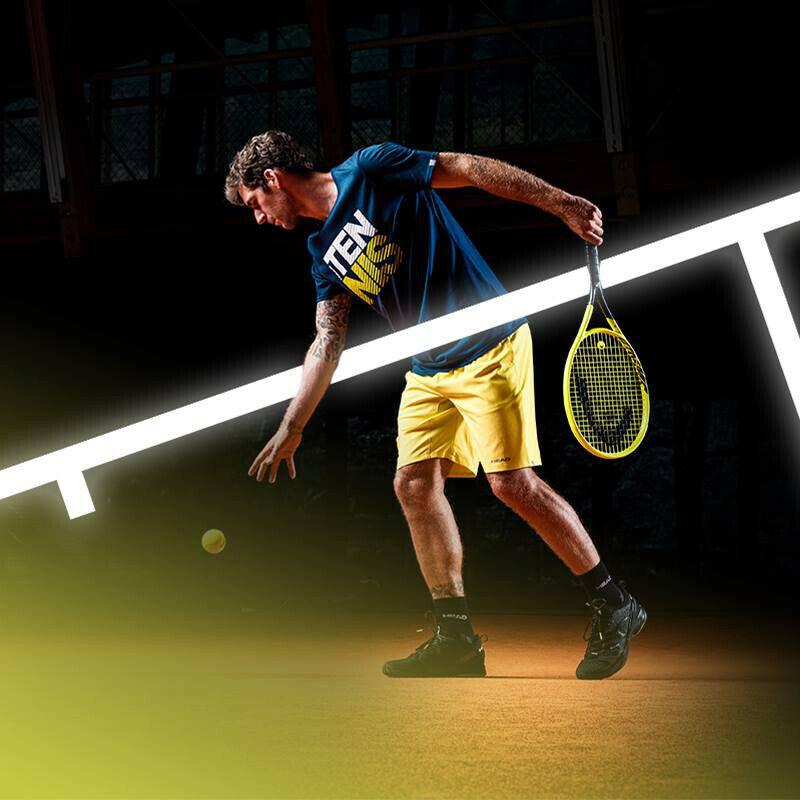 HEAD Socks Tennis Crew Athletes Chaussettes Homme