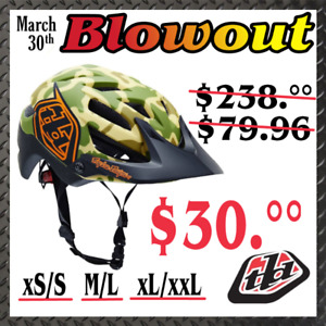 Troy Lee Designs A1 Helmet **See Our Other Ads**