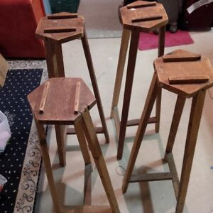 Quilting Stands - 4 pc Set Kitchener / Waterloo Kitchener Area image 1