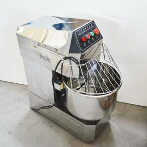 Commercial Dough Mixer Mixing Machine Stand Mixer Kitchen Heavy Duty 170637