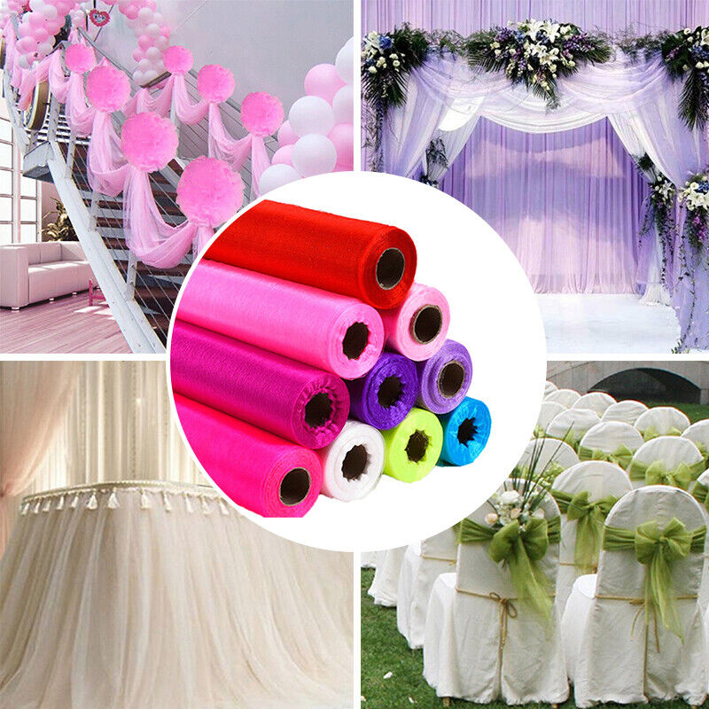 High quality 300 yards  roll Lace Wedding decoration Clothing sewing material DIY skirt transformation Jewelry & Beauty