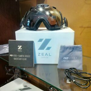 Zeal iON 1080P HD Camera Goggle