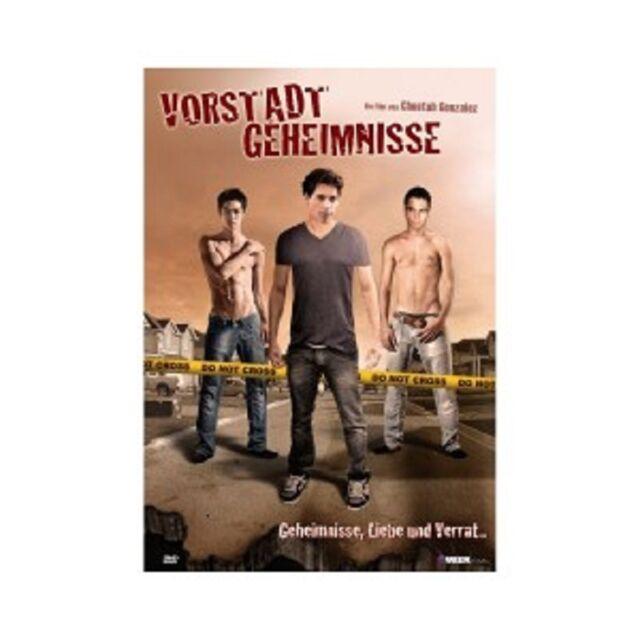 JOHNNY LOCKHART/ALEXANDER DISSAN - VORSTADT GEHEIMNISSE  DVD  NEU