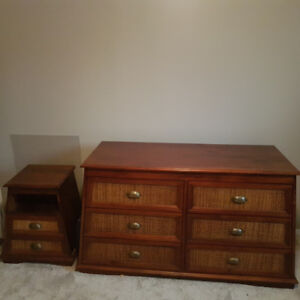 Pier 1 bedroom set