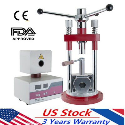 U Dental Flexible Denture Machine Ax-yd Dentistry Injection System Lab Equipment
