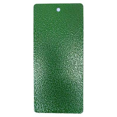 Green Vein Powder Coating Paint - New 1 Lb