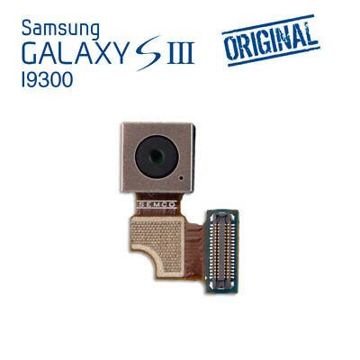 "Camara TRASERA Principal ORIGINAL Samsung Galaxy S3 I9300 ""Despiece"" segunda mano  España"