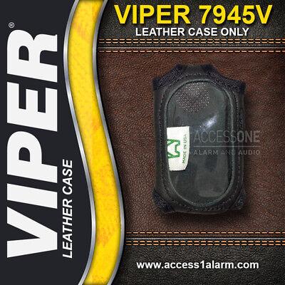 Viper 7945V LEATHER REMOTE CONTROL CASE For The Color 2-Way Remote Control 5906V