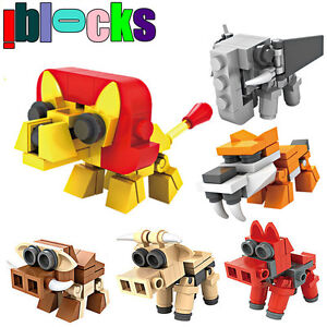 Lego-compatible: small animal/space ship sets: $1 EACH - NEW!!!