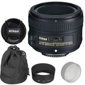 Nikon 50mm f/1.8 G FX, DX and 35mm coverage