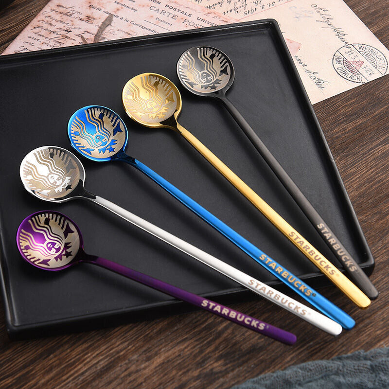 2020 NEW Starbucks Coffee Tea Spoons Kitchen Bar Cute Spoons Limited Edition HOT