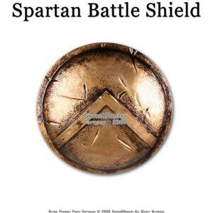 King Leonidas 300 Spartan Greek Battle Shield Replica Pro Costume 24