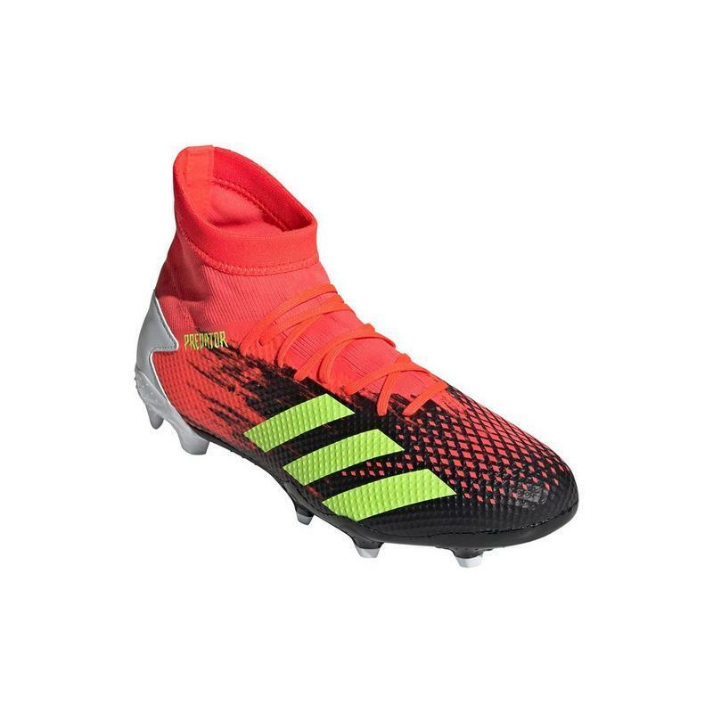 adidas Predator 20.3 FG  2020 Soccer Cleats Shoes New  Red/