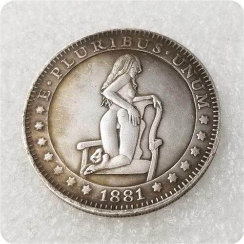 Hobo COPPER Coin sexy naked girl  (864) (DASH)