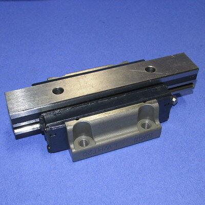 Iko 4-1116 Linear Guide W Bearing Block Lwht20 Nnb