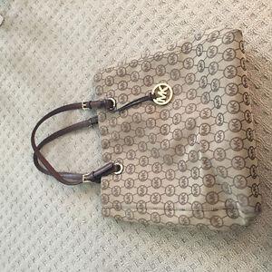 Authentic large Michael Kors bag