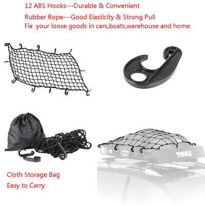 Atv Stretch Cargo Net (Retractable 22