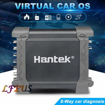 Hantek 1008c 8ch Usb Pc Automotive Diagnostic Digital Oscilloscope Daq Us Stock