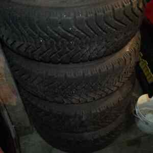 Good year Nordic winter tires