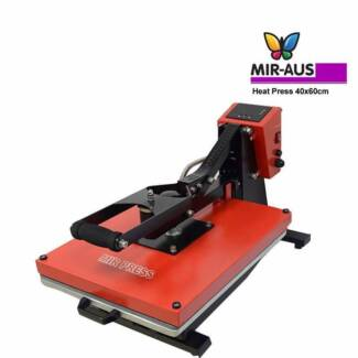 Mir-Press auto heat press sublimation 40x60cm