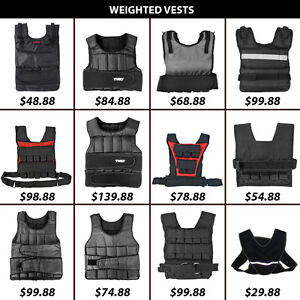 Weighted Vest Bodyweight Weight Vests Tko Heavy Training Nylon