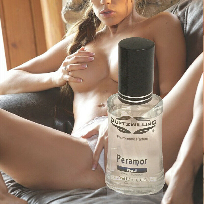 PHEROMONE für Herren 30ml PERAMOR ® MEN Parfum Sex Lust Aphrodisiaka - Sexy Duft
