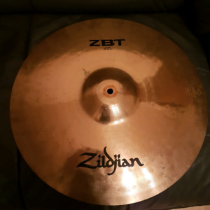 "Zildjian ZBT 18"" Crash DELIVERY"