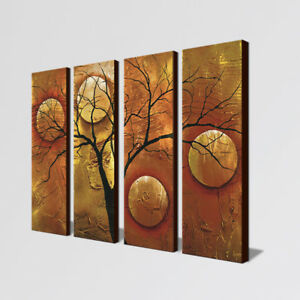Original 100% Handmade Oil Painting for home décor From PAPIYONA