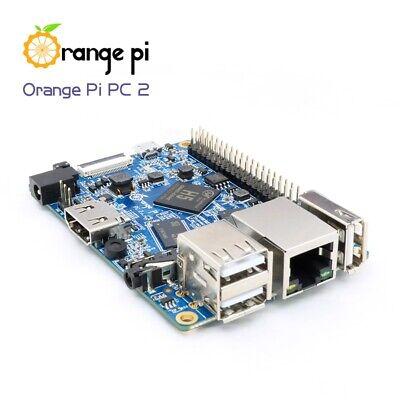 Orange Pi PC2/PC H5/H3 Quad-core 64bit Support Ubuntu Linux And Android Mini PC Core 2 Quad Support