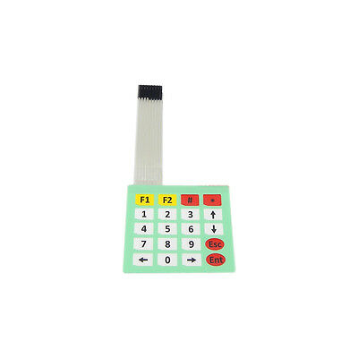 4x5 Matrix Extension Keyboard 20 Key Membrane Switch Keypad Keyboard Better Us57