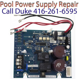 Aqua Rite Main PCB (GLX-PCB-RITE) 1 Stop Pool Supply Repair