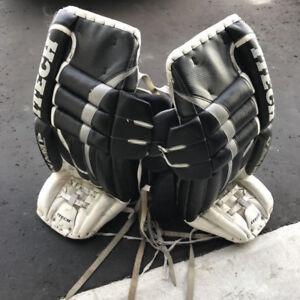 Senior Itech Vamp 10.8 Goalie pads