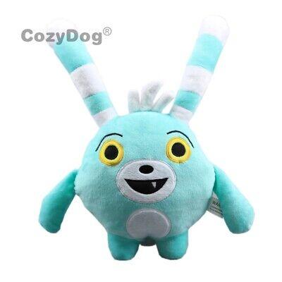 Cute Abby Hatcher Bozzly Bunny Plush Toy Stuffed Rabbit Doll 12'' Teddy Gift Bunny 12 Plush