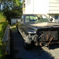parting out 2001 dodge 1500