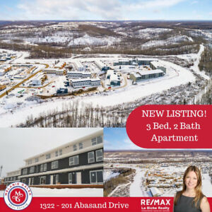 Newly build Condo, perfect for a first time buyer or investment