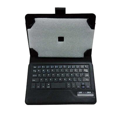 New 7/8 inch Universal Removable Bluetooth Keyboard case for all 7/8 inch Tablet